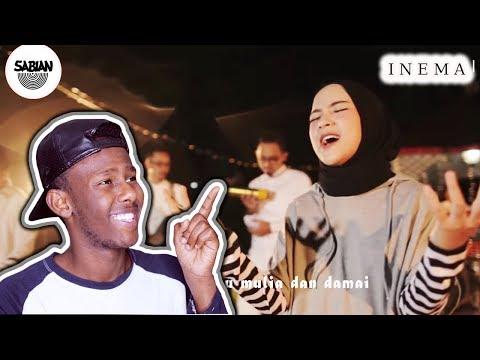 DiyaTube l #روعه My Reaction - DEEN ASSALAM - Cover by SABYAN رد فعلي على