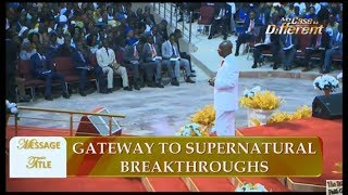 Bishop David Oyedepo @ Covenant  Day of Breaking Generational Curses, September 17, 2017 [1st]