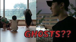 KOREA DIARY | HAUNTED SCHOOLS?!? + WORKOUT WITH MOM! 엄마랑 운동하기