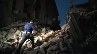 Tërmeti në Itali - 24.08.2016 - Klan Kosova