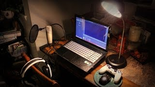 MY GAMING SETUP TOUR | December 2014