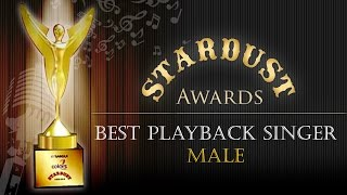 Nominations For The Best Playback Singer (Male) | Stardust Awards 2015