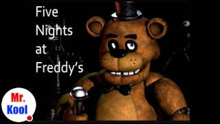 Top 10 strongest fnaf characters