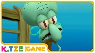 Let's Play Spongebob Schwammkopf auf Deutsch ❖ Ganze Folgen des Nintendo Wii U Spiels | Folge 4.