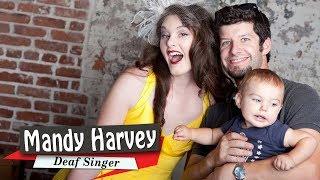 Mandy Harvey : Deaf Singer Gives Inspiring Performance on America's Got Talent 2017