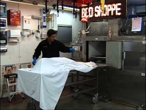 La casa de autopsias una profesión extrema