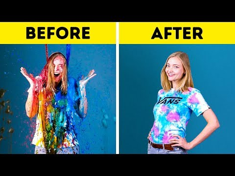COOL WAYS TO UPGRADE YOUR BORING T SHIRTS