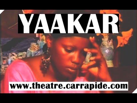 Yakar Théâtre Sénégalais Comedie theatre.carrapide