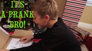 GOOGLE HOME CHRISTMAS PRANK!