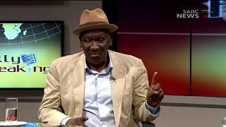Frankly Speaking, Bheki Cele: 27 May 2018