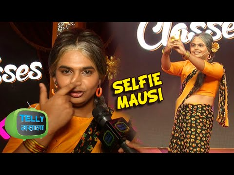 Siddharth Sagar As Selfie Mausi In Comedy Classes | Comedy Classes | Life Ok