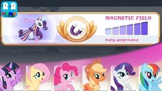 My Little Pony Rainbow Runners - Rarity Fully Upgraded