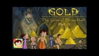Chhota Bheem - Gold | The Curse of Bhrambhatt #Part-2