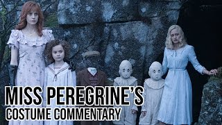Costume Commentary: Ep. 31 Miss Peregrine's Home for Peculiar Children