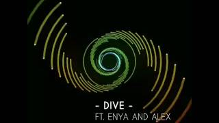 Trip SIMULATOR || Salvatore Ganacci - Dive (feat. Enya & Alex Aris). || VISUALISATION