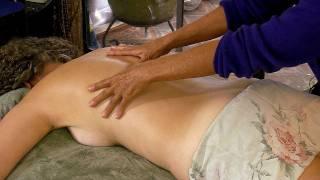 Beautiful Relaxing Back Massage Therapy Oil   Athena Jezik   Psychetruth