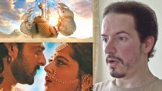BAAHUBALI 2   HAMSA NAAVA - Full Video Song REACTION & REVIEW