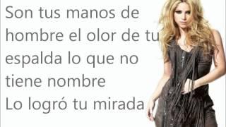 Shakira - Addicted To You (lyrics)