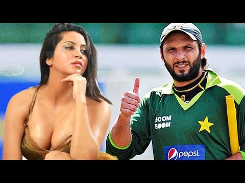 Arshi Khan Ready To Go NUD€ For Shahid Afridi | T20 World Cup 2016