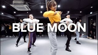 Blue Moon - Hyolyn & Changmo / Hyojin Choi Choreography