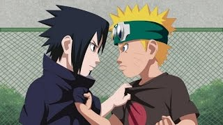 Naruto vs Sasuke「AMV」- Feel invincible