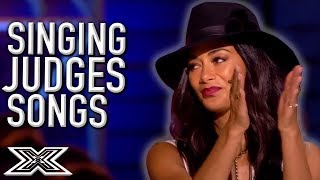 Contestants Perform JUDGES Songs PART 2 | X Factor Global
