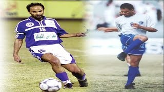 الهلال والاتحاد بطولة النخبة العربيه عام 95م 4-1