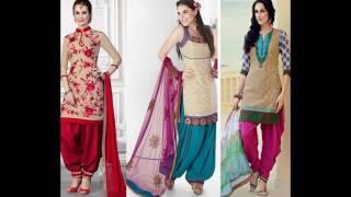 pakistani shalwar designs 2016 & 2017