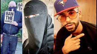 WHY THEY SHOULDN'T BAN THE BURQA..
