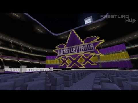 Xxx Mp4 Minecraft Arena Display WWE Wrestlemania 30 XXX WrestlingHub 3gp Sex