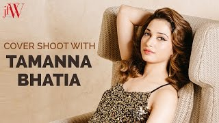 Tamanna Latest Photoshoot | Tamannaah Photoshoot For JFW September 2015 Cover | JFW | Just For Women
