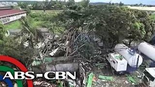 TV Patrol: Nasa P20-M, napinsala dahil sa pagsabog sa Omni Gas
