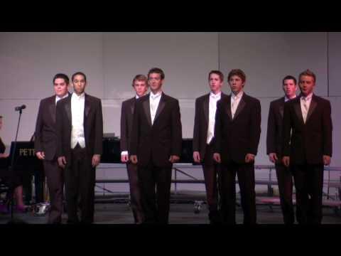 Timpanogos High Choir Sings William Tell Overture Funny