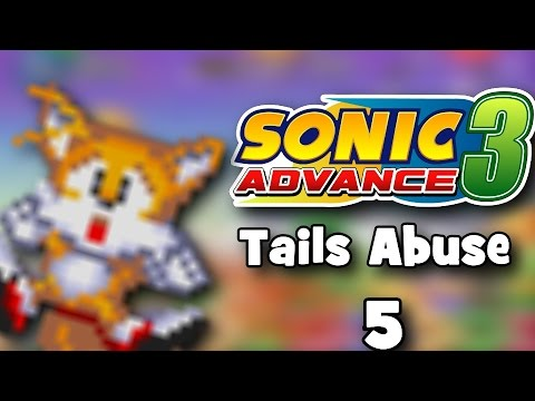 Sonic Advance 3 Tails Abuse 5
