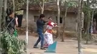 Village dance at my home