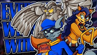 Everything Wrong With Sly Cooper and the Thevius Raccoonus in 16 Minutes