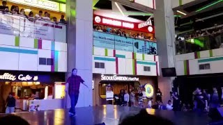 All Babes Cineleisure Dance Battle 2015 Solo Category