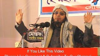 Bangla New Waz 2016 Maulana Nasir Uddin Sourob Dhaka মাওলানা নাসির উদ্দিন সৌরভ