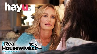 Taylor Reveals What Happened With Camille | The Real Housewives of Beverly Hills