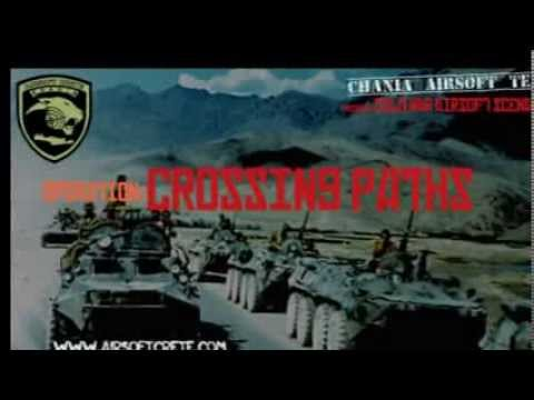 Operation: Crossing Paths - Cold War Airsoft Scenario, Chania 22/11/2009, -OFFICIAL VIDEO-