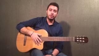 آموزش گیتار بخش اول قسمت اول