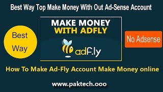 How to create adfly account in hindi    make money online