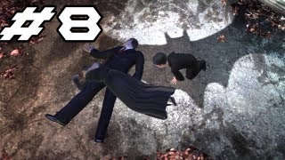 BATMAN Arkham Asylum Gameplay Walkthrough - Part 8 - Recreating Tragedy  (Let's Play)