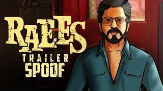 Raees Trailer Spoof  || Shah Rukh Khan || Shudh Desi Endings