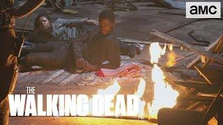 (SPOILERS) 'A Fiery Revenge' Making of Ep. 906 BTS | The Walking Dead