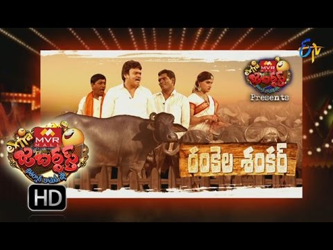Extra Jabardsth - 19th August 2016- Full Episode – ETV Telugu