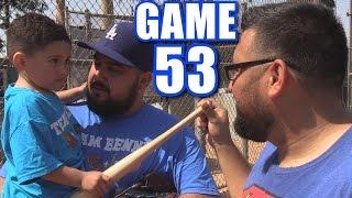 DON'T STEAL LUMPY'S BAT! | On-Season Softball Series | Game 53