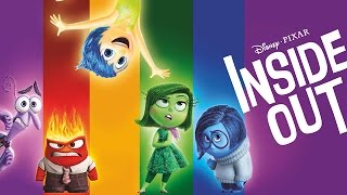 Disney Pixar Inside Out - Full Movie-Based Game for Kids in English (Disney Infinity 3.0) - Gameplay
