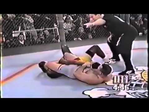 Peleas brutales UFC vale todo
