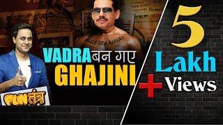 Robert Vadra Bane Ghajini and Rahul Gandhi as Prime Minister | FunTantra Ep - 01 | RJ Raunac